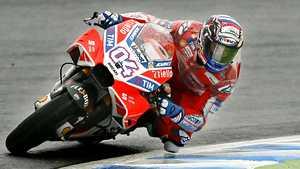 Viime hetkellä ohi Marquezista – Dovizioso kiristi MotoGP:n MM-taistelua