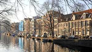 Sykkivä Amsterdam on pyöräilijän paratiisi