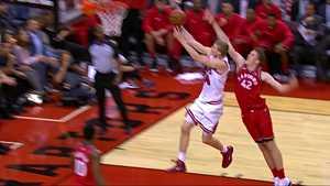 """Lauri Markkanen nakutti 17 pistettä huimassa NBA-debyytissään: """"Paljon on vielä parannettavaa"""""""