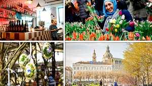 Ota varaslähtö kevääseen! Nämä 5 Euroopan kaupunkia ovat täydellisiä viikonloppukohteita