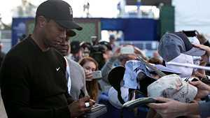Tiger Woods pumppaa jälleen – osoitti taistelijan luonteensa paluussaan isoihin kisoihin