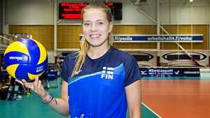 Lentopallon naisten Bundesliigassa pelaa tällä kaudella neljä suomalaista