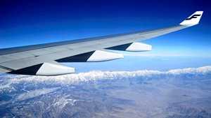Tämä on lentokoneen salaperäisin paikka – merkitty mustalla, kolmionmuotoisella tarralla