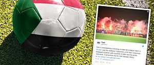Jättimäinen Hitlerin pää ja inhoa herättänyt viesti näkyivät jalkapallokatsomossa – johti rangaistuksiin
