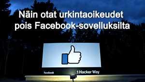 Estä Facebookia nuuskimasta puhelintasi: Näin suojaat tekstiviestit ja muut tiedot