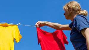 Tiesitkö, että myös vaatteiden kuivattamiseen on olemassa sääntönsä? Näin teet sen oikein