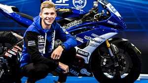 Niki Tuuli ajoi voittoon supersport-moottoripyörien MM-osakilpailussa