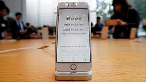 IPhone 8:n takalasia ei kannata rikkoa – voi tulla kalliiksi