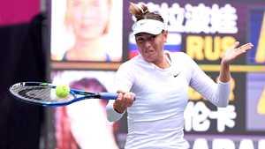Sharapova palasi tenniksen turnausvoittajaksi ensi kertaa dopingkäryn jälkeen