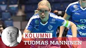 Tuomas Mannisen kolumni: Kapteenin sanat olivat hurjin esitys koskaan – Suomesta tuli sydämen maailmanmestari