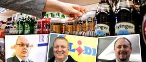 """Näin Kesko, Lidl ja S-ryhmä varautuvat alkoholikaupan mullistukseen marketeissa: """"Ehdottomasti on Pirkan nelosta tulossa"""""""
