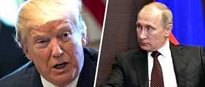 Putin ja Trump keskustelivat puhelimessa Syyrian tilanteesta – keskiviikkona luvassa uusia puheluita Kremlin suunnalta