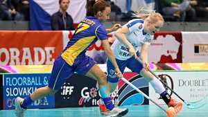 Suomen naisten upea nousu ei riittänyt – Ruotsi voitti trillerimäisen salibandyn MM-finaalin