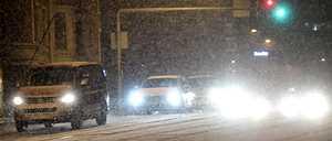 Torstaille luvassa kunnon myräkkä: lunta jopa 30 senttiä, myrskytuuli pieksee rannikkoa