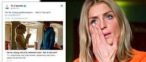 Ainutlaatuinen video näyttää Therese Johaugin reaktion – tyly uutinen paljastui hänelle tv-kameroiden edessä