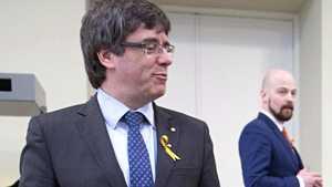 Espanja teki luovutuspyynnön Suomessa vierailulla olevasta Puigdemontista