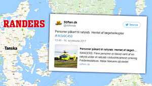 Tanskassa vakava rallionnettomuus – kaksi katsojaa kuollut