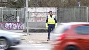 Poliisi ei tällä kertaa tiedottanut liikenteen tehovalvonnasta etukäteen – selkeä vaikutus tuloksiin