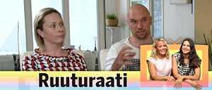 Ero Ensitreffit alttarilla -ohjelmassa – Ruuturaati: Mari, olisiko peiliin katsomisen paikka?