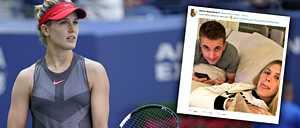 """Tenniskaunotar löi vetoa treffeistä Twitterissä – tappiolla oli yllättävä seuraus: """"Paras internetin rakkaustarina koskaan"""""""