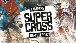 Supercrossia Tampereelta: Katso suora lähetys ISTV:ssä kello 16.30
