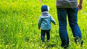 """Isä kertoo, mitä vanhemmuus on hänelle opettanut: """"Yllätyin siitä, kuinka paljon lapsiaan voikaan rakastaa"""""""