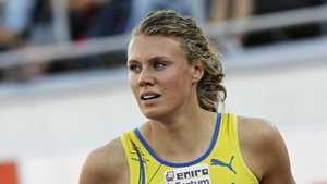 Arhinmäen kanssa Moskovan MM-kisoissa protestoinut ruotsalaishyppääjä on raskaana