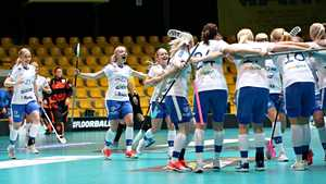 Suomen salibandynaiset karkasivat lopulta MM-välieriin