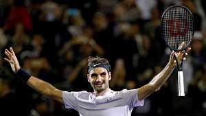 Uskomaton saldo! Roger Federer nousi legendan rinnalle turnausvoittojen määrässä
