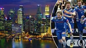 Classic kohtaa Turun Palloseuran Singaporessa – peli on virallinen salibandyn liigaottelu