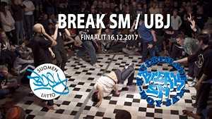 Katso breikkauksen SM-finaalit suorana ISTV:ssä lauantaina klo 18.30!
