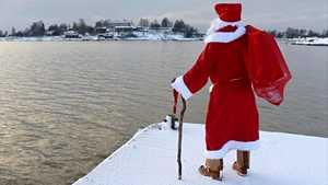 """Espoolainen joulupukki kertoo hintansa – hämmästelee Porvoon pukin taksaa: """"Kuulostaa jo ihan mielettömältä"""""""