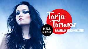 Katso Tarja Turusen harvinainen keikka ISTV:ssä – Kulttuuritalon 60-vuotisjuhlakonsertti!