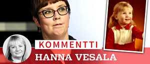 Kommentti: Hukkasiko Merja Kyllönen parhaan valttikorttinsa?
