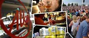 Näin alkoholilaki muuttuu: Pian voi tilata tuplaviskin, Alko auki pidempään, festareilla ei tarvita kalja-aitauksia...