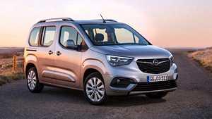 Opel paljasti ensimmäiset kuvat uudesta Combosta