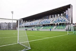 Roavaniemen keskuskentän katsomo- ja monitoimirakennus Railo sai viime vuonna arkkitehtuurin Finlandia-palkinnon.