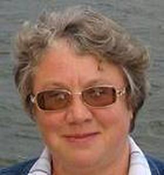 Petroskoin yliopiston historian dosentti Irina Takala.