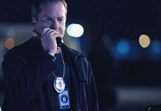 Jännityssarja 24 esitteli Kiefer Sutherlandin näyttelemän tiukan Jack Bauerin.