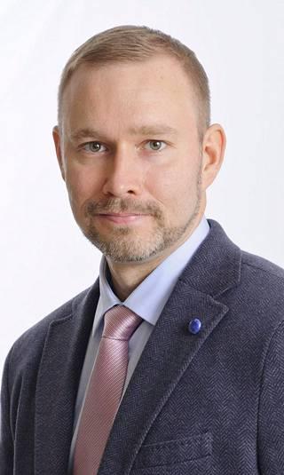 Suomen Yrittäjien työmarkkinajohtaja Janne Makkula