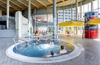 Tervise Paradiis Spa-hotelli & vesipuisto on saanut neljä tähteä palveluistaan.