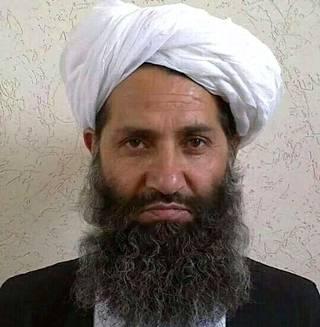 Mullah Hibatullah Akhundzada on Talebanin korkein johtaja.