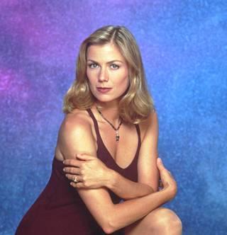Tältä Katherine Kelly Lang näytti Kaunareissa 1994.