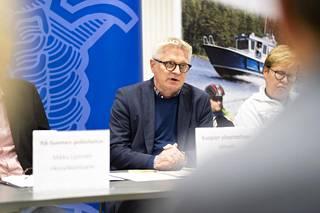 Pohjois-Savon sairaanhoitopiirin ylilääkäri Antti Hedman.