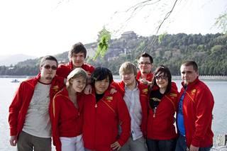 Paragon-kilta Kiinassa vuonna 2011.