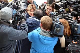 Bill Cosbyn oikeuskäsittelyt ovat olleet valtavia mediatapahtumia.