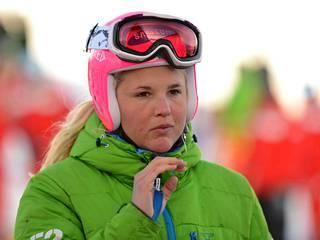 Anna Holmlund loukkaantui vakavasti joulukuussa.
