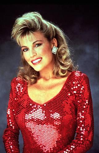 Vanna White kuvattuna 80-luvulla.
