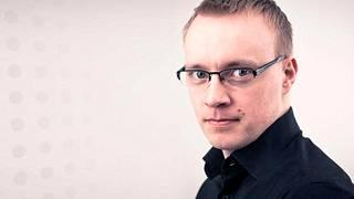 Joonas Kapiainen on Suomen elektronisen urheilun liiton puheenjohtaja.
