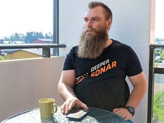 Juha Viheriäkoski on harrastanut metallinetsintää noin kahden vuoden ajan.
